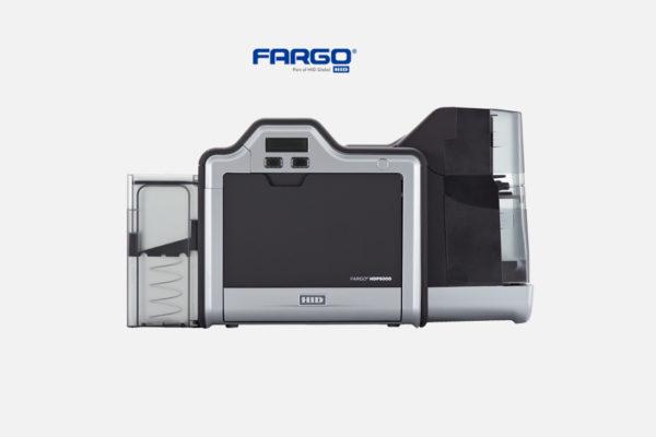 HDP5000 Card Printer